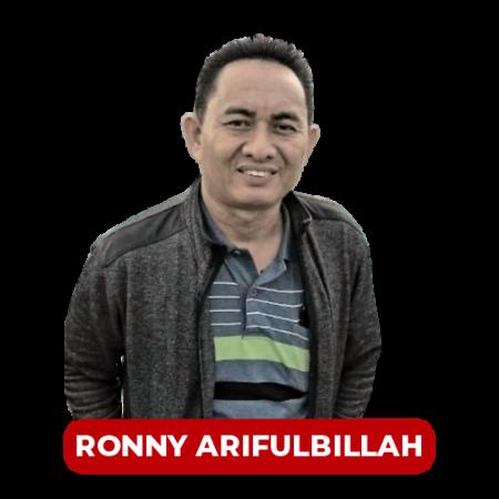 RONNY ARIFULBILLAH